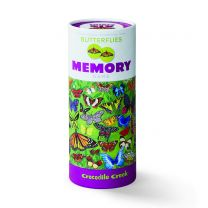 36 butterflies memory game