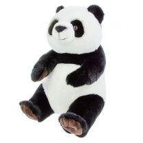 Large giant panda soft toy