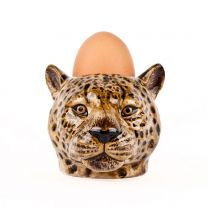 Leopard egg cup