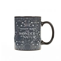 Fantastic Beasts™:  The Wonder of Nature heat changing mug