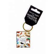 Fantastic Beasts™: The Wonder of Nature exhibition keyring