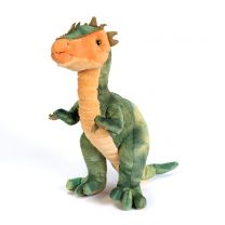 Green dracorex Hogwartsia soft toy