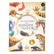 Fantastic Beasts™: The Wonder of Nature exhibition tea towel