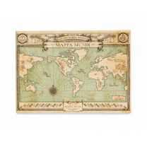 Fantastic Beasts™ Mappa Mundi metal fridge magnet