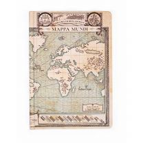 Fantastic Beasts™ Mappa Mundi A5 notebook