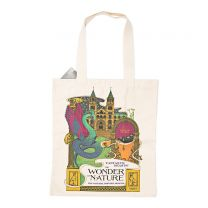 MinaLima design tote bag:  Fantastic Beasts™:  The Wonder of Nature