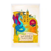 MinaLima poster:  Fantastic Beasts™:  The Wonder of Nature