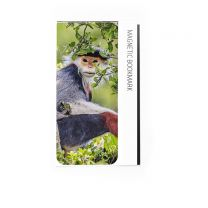 Treetop Douc magnetic bookmark: Wildlife Photographer of the Year 2020