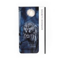 Night Hunter magnetic bookmark: Wildlife Photographer of the Year 2020