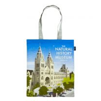 Dave Thompson Waterhouse Building illustration tote bag