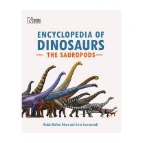 Encyclopedia of Dinosaurs: The Sauropods Book