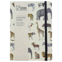 Safari elasticated journal