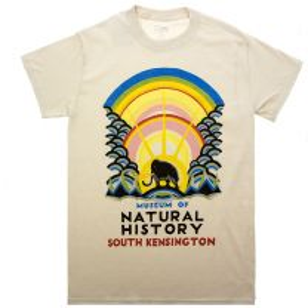 Vintage TFL Museum of Natural History unisex t-shirt