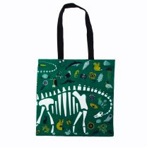 Dippy on Tour tote bag