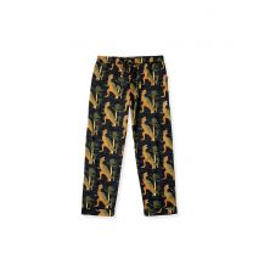 Desmond & Dempsey men's Tyrannosaurus rex pyjama bottoms