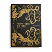 Fantastic Beasts and Where to Find Them™ foiled journal