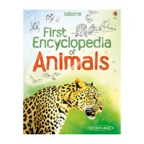 First Encyclopedia of Animals Book
