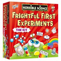 Horrible Science Frightful First Experiments kit