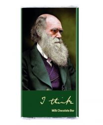 Charles Darwin Chocolate Bar