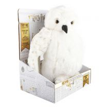 Hedwig soft toy puppet with moving head and sounds