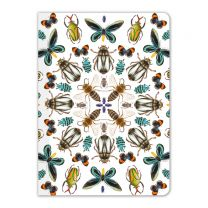 Mini insects design notebook A6