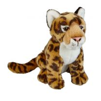 Jaguar soft toy