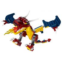 Lego Creator fire dragon 3 in 1