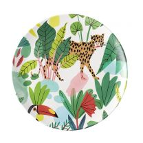 Bodil Jane tropical illustration plate