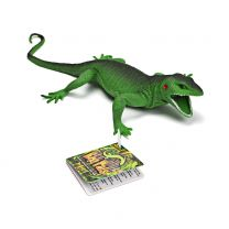 Rep pals green stretchy lizard