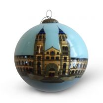 Exclusive Museum design Christmas bauble decoration