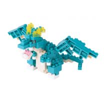 Nanoblock dragon model