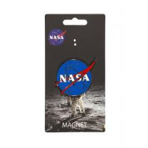 NASA logo fridge magnet