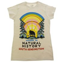 Vintage TFL Museum of Natural History ladies-fit t-shirt