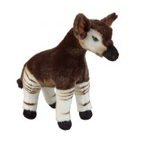 Okapi soft toy