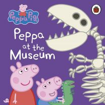 Peppa Pig At The Museum board book