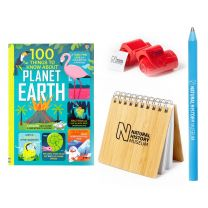 Bundle offer : 100 Things to Know About Planet Earth