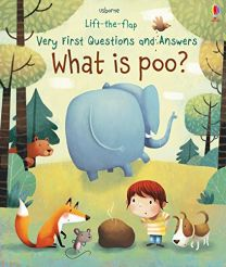 What Is Poo? lift-the-flap book