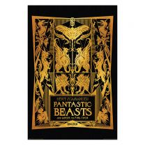 Fantastic Beasts and Where to Find Them™ poster