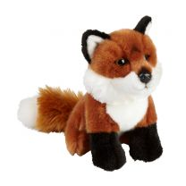 Red fox soft toy
