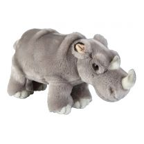 Rhinoceros soft toy