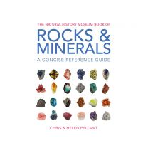 Rocks & Minerals: A Concise Reference Guide Book