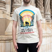Vintage TFL Museum of Natural History unisex t-shirt