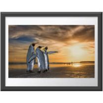 Three Kings wall print