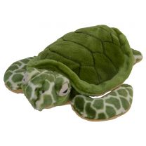 Green sea turtle soft toy