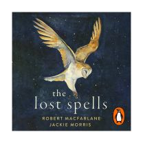 Lost Spells audiobook CD