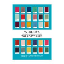 Werner's Nomenclature of Colours postcard collection
