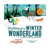 Walking in a Winter Wonderland Book and CD