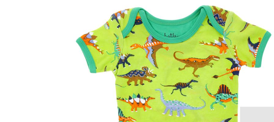 Kids' pyjamas - Natural History Museum online shop