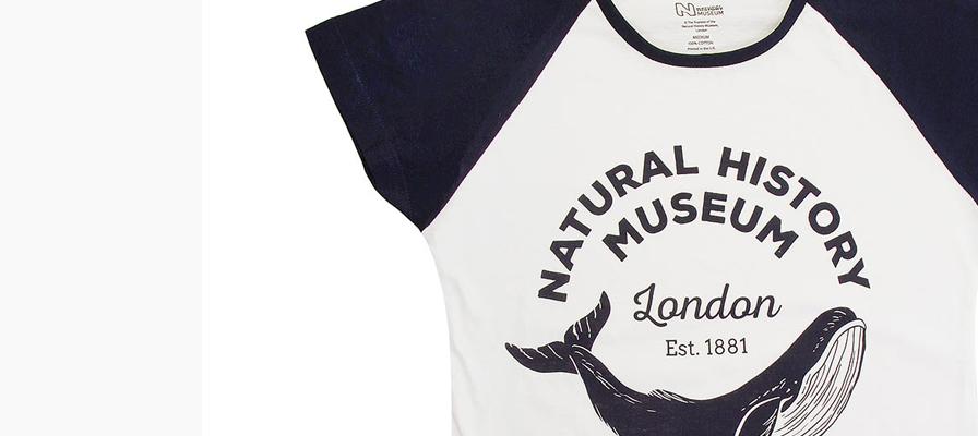 Souvenir T-shirts from £7.50