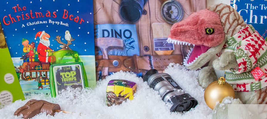 Christmas gifts for kids - Natural History Museum online shop